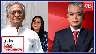 Exclusive: Rajdeep In Conversation With Gulzar & Meghna Gulzar | India Today India Tomorrow