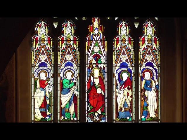 23/08/20 Canford Magna 0900 Parish Communion