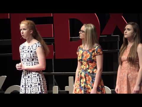 Generation Blank | Bree Christy, Grayson Anderson & Taylor Sears | TEDxYouth@Louisburg