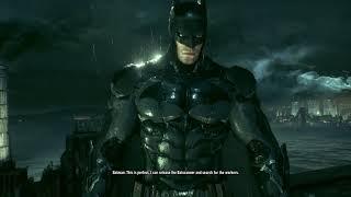Batman Arkham Knight (PS4) Walkthrough Part 3