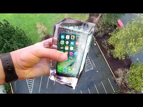 Can Simulated Water Protect iPhone 7 from...