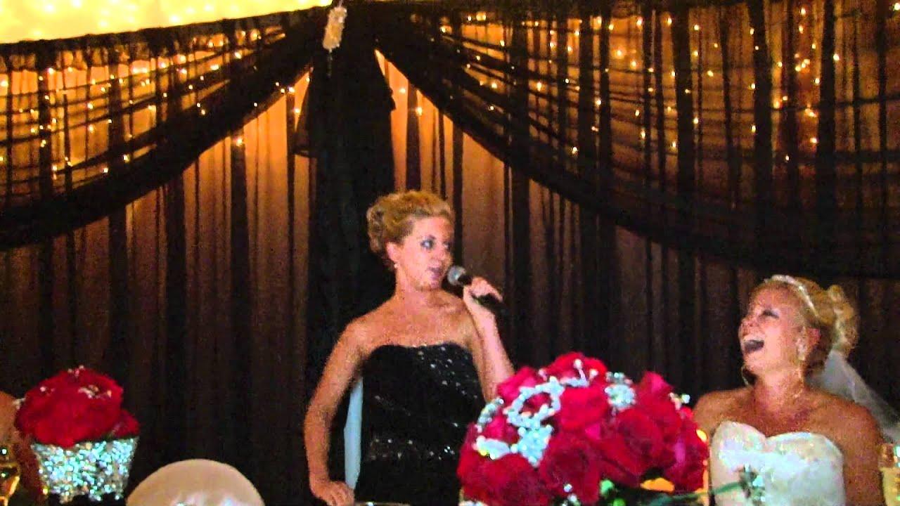 Sweeney/Egeland Maid of Honor Speech - YouTube