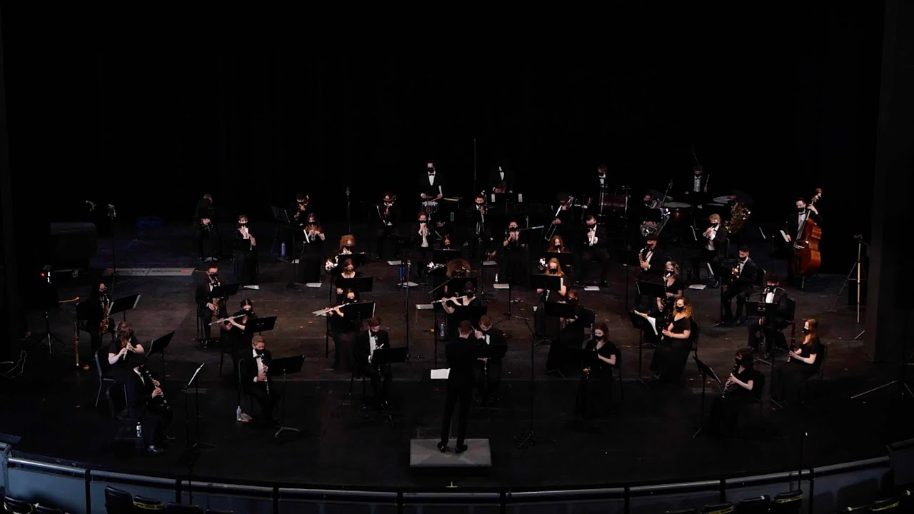 Las Vegas Academy of the Arts BAND CONCERT
