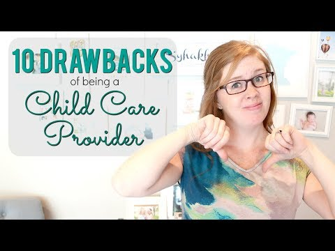 10 Drawbacks of Being a Child Care Provider | IN-HOME DAYCARE TALK