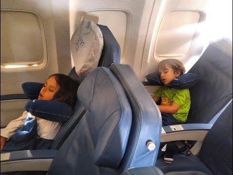 Air Transat with Kids