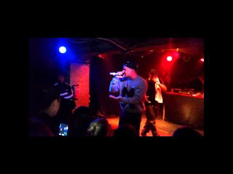 Silla ft. Pino - Herbst (live in Köln - Silla Monstertour) Die Passion Whisky