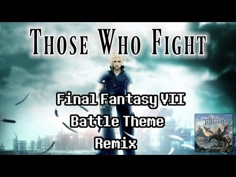 Those Who Fight (Final Fantasy 7 Battle Theme Metal Remix Cover) - Versus Video Games