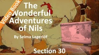 30 - The Wonderful Adventures of Nils by Selma Lagerlöf - On Over Gästrikland