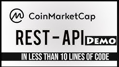 How to call CoinMarketCap APIs