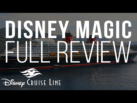 Disney Magic Full Review | Disney Cruise Line Cruise Ship Review