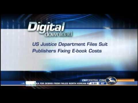 Digital Download: Antitrust suit against ePublishers, Best Buy CEO resigned
