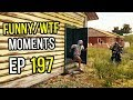 PUBG: Funny & WTF Moments Ep. 197