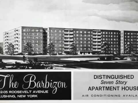 NYC 1960s Apartment Building Promotions with Music