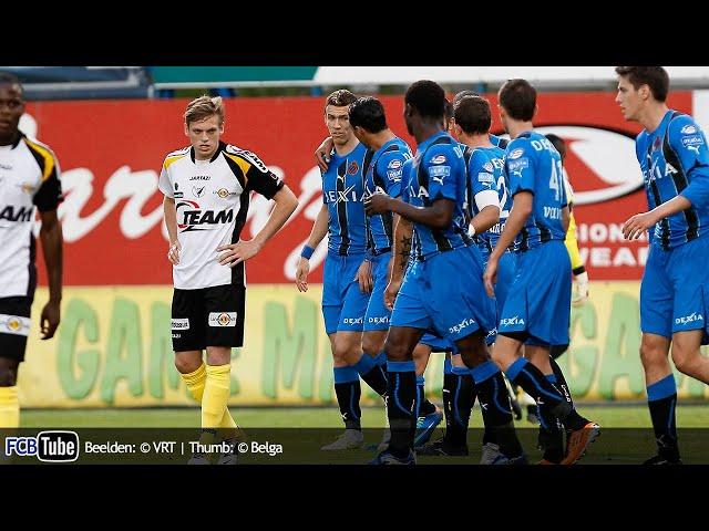 2010-2011 - Jupiler Pro League - PlayOff 1 - 09. Sporting Lokeren - Club Brugge 0-1