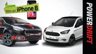 Ford Figo S, Abarth Punto : The Cars We Should Be Buying : PowerDrift