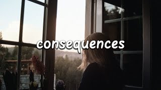 Camila Cabello - Consequences (Lyrics / Orchestra)