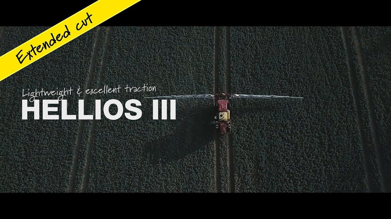 HELLIOS III – Extended version