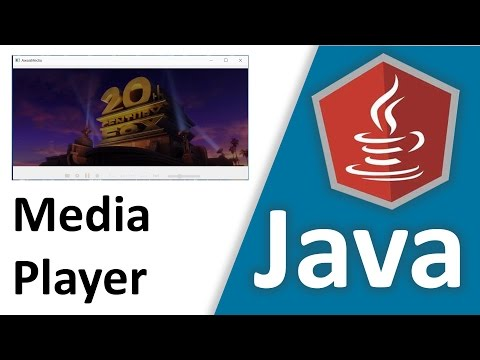 Java Programming tutorial  How to Make Media Player