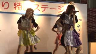 福生七夕まつり2015 SiAM&POPTUNe(シャムポップチューン) Brisk Start 2...