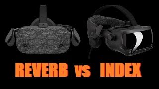 Valve Index Vs HP Reverb V2 - Which One is Best?