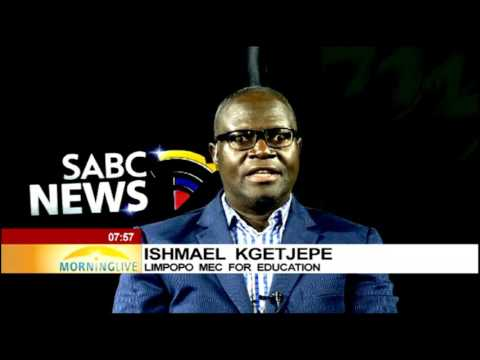 Limpopo schools did not receive learning material for 2017 Part 2
