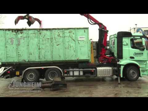 Image-Video Jungheim Schrott & Metallhandels GmbH mit Martin Semmelrogge