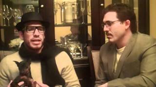 Kurt Pellegrino interviews Kenny Florian (chad & jimmy)