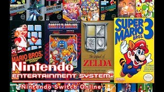 NES - Nintendo Switch Online (Switch) Review (Video Game Video Review)