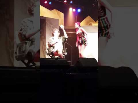 Rocky Horror Show Columbia's Sponge Speech