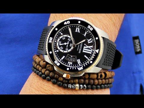 Cartier Watches - Calibre Diver Mens Watch