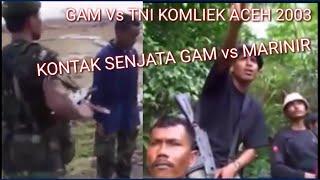 Gam vs TNI