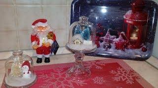 Новогодние товары из  Fix Price, миниатюры в лимоннице и вкусняшки.