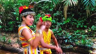 Lau Dayak Terbaru - Riam Meranggau Lagu daerah Kalimantan Barat