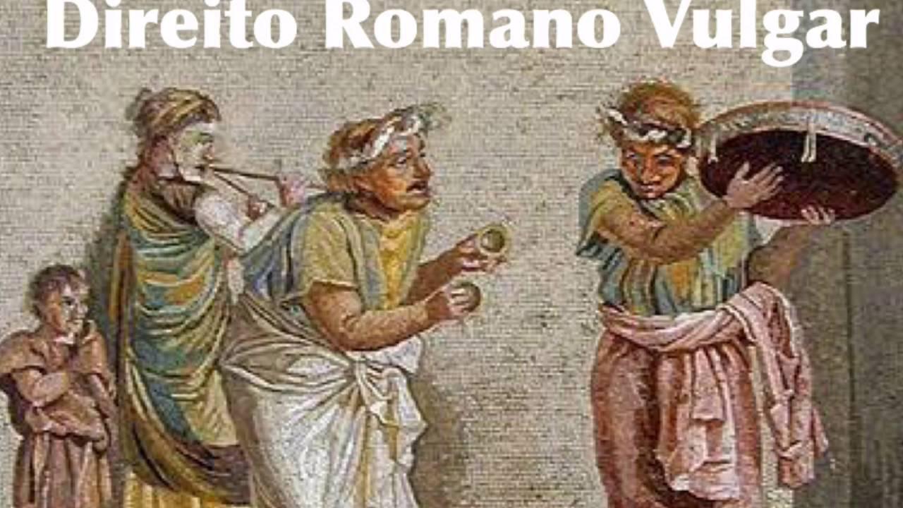 Matrimonio Direito Romano : Direito romano youtube