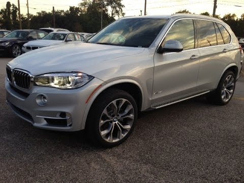 2015 Bmw X5 Luxury Line Features Houston Texas Youtube