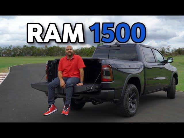 Avaliação: Ram 1500 V8, a picape bruta de R$ 420 mil