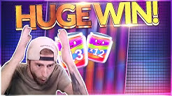 Jammin Jars Big win - HUGE WIN  on Casino Games from Casinodaddy LIVE STREAM