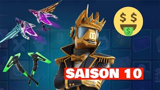 I DEdiscover THE COMBAT PAS OF SAISON X!/fortnite #4