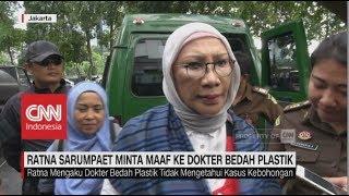 Ratna Sarumpaet Minta Maaf ke Dokter Bedah Plastik
