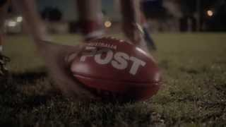 Australia Post, AFL Multicultural Round 2013 | Nic Naitanui by Bengar Films
