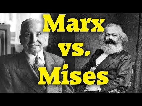 Marx vs. Mises, ehem. Ressortleiter Wirtschaft der FTD Lucas Zeise im Gespräch
