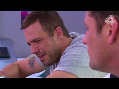Hollyoaks: Tony Talks To Warren About His Heartbreaking Past