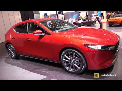 2020 Mazda 3 Hatchback Exterior and Interior Walkaround 2019 Geneva Motor Show