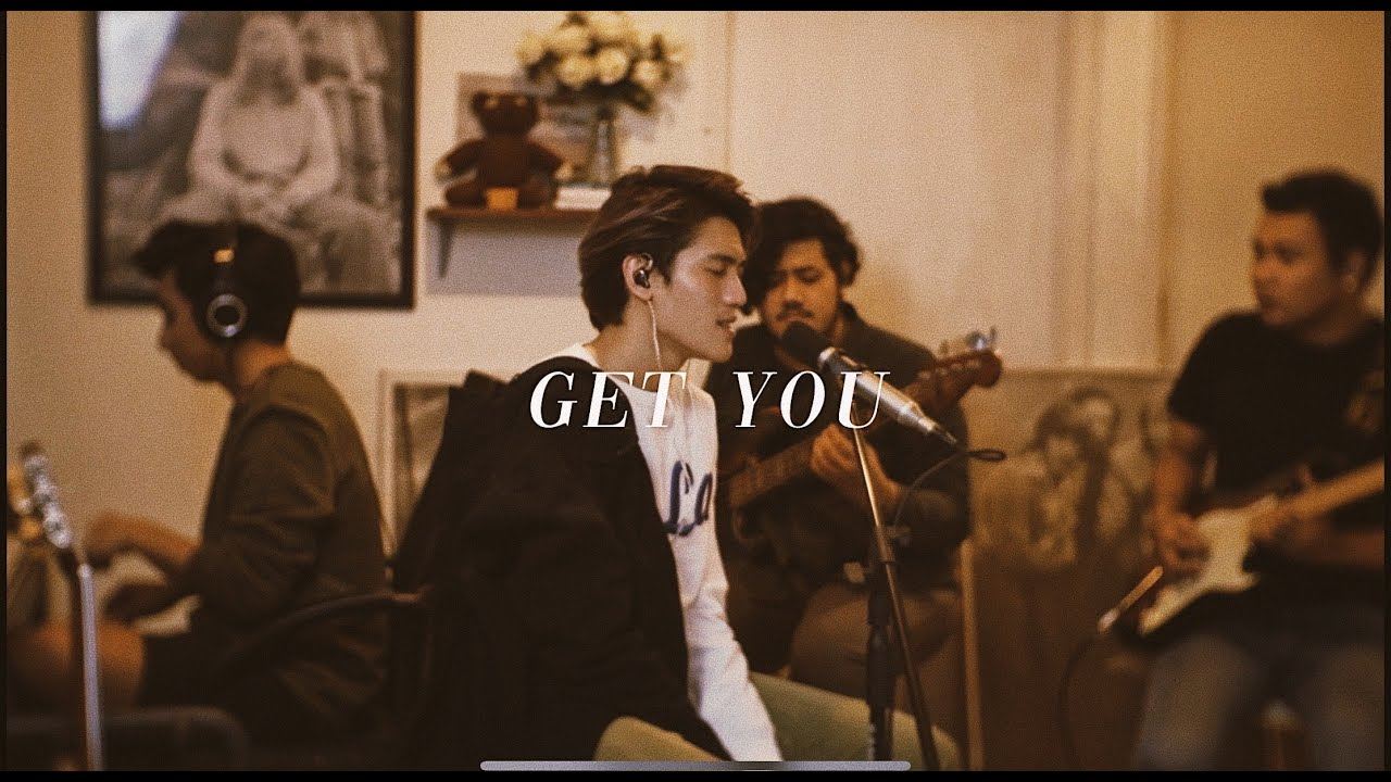 Get You - Daniel Caesar / Live Session Cover