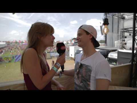 Interview Kygo Pukkelpop 2015