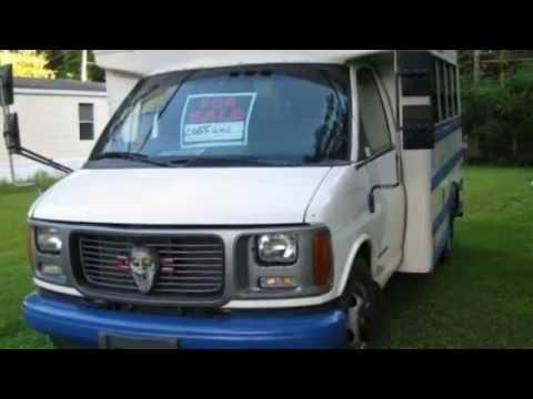 6 5 Chevy/Gmc Diesel Bus Build Vol  1 by Kurt Zikaras