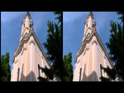 3D Szeged a napfény városa 2015 HD 38 perces film magyar narrációval