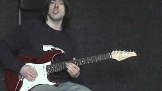 Ghost by Slash - Guitar Lesson w/TAB - MasterThatRiff! 57