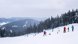 Exploring Turkey - Trip to Ilgaz Skiing Resort