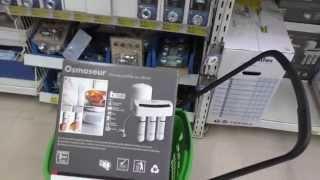 Качество Питьевой Воды в Испании, в Аликанте, купите фильтр AEG(Мое Агентство Недвижимости